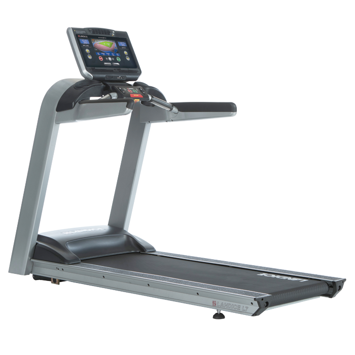 Landice L7 Treadmill with Executive Control Panel (Orthopedic Belt)