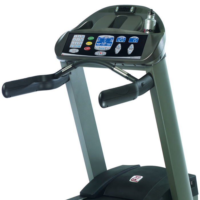 Landice L8 LTD Treadmill with Cardio Control Panel