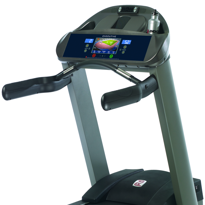 Landice L8 LTD Treadmill with Executive Control Panel