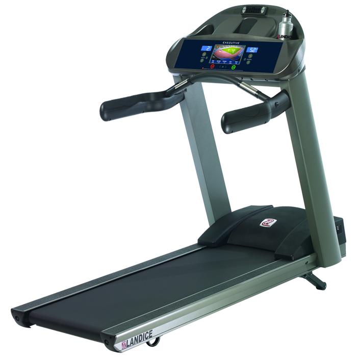 Landice L8 Treadmill with Executive Control Panel - Floor Model