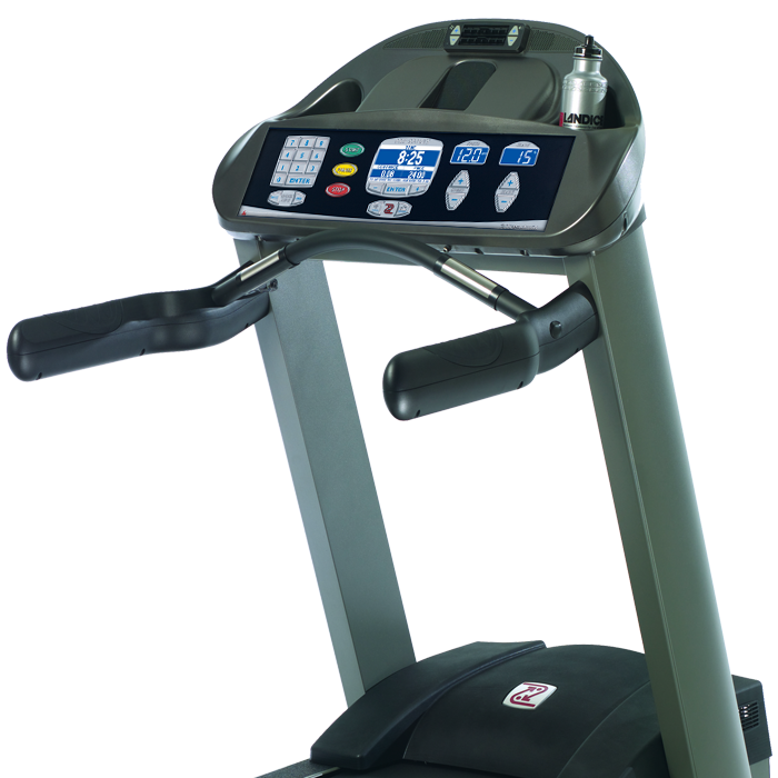 Landice L8 Treadmill with Pro Sport Control Panel