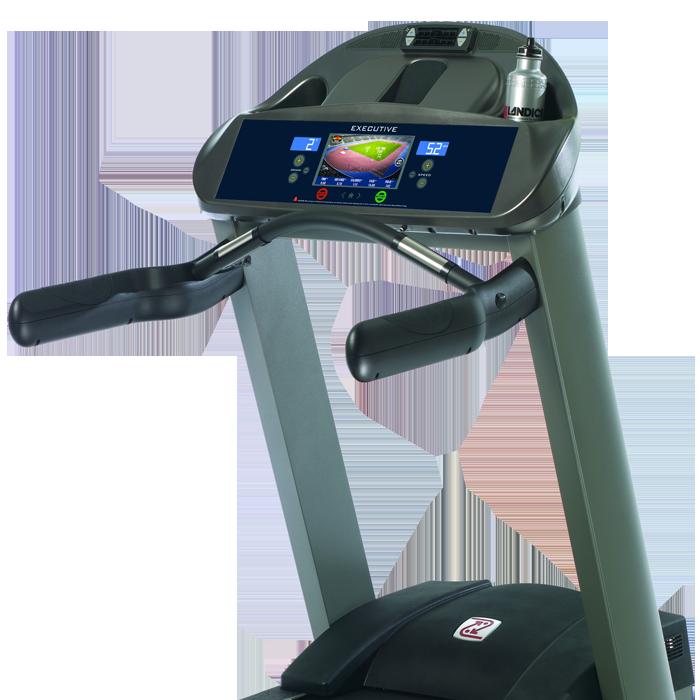 Landice L8 Treadmill with Executive Control Panel (Orthopedic Belt)