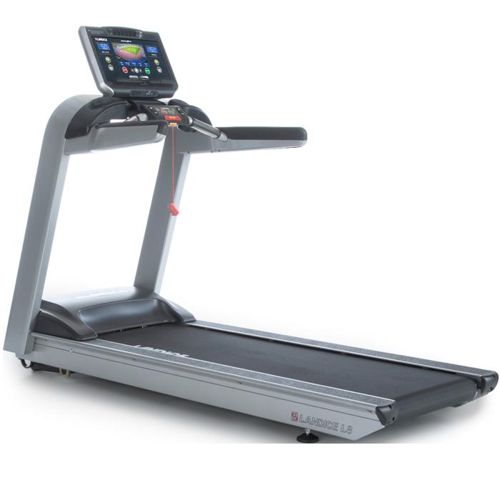 NEW Landice L8 Treadmill with Executive Control Panel