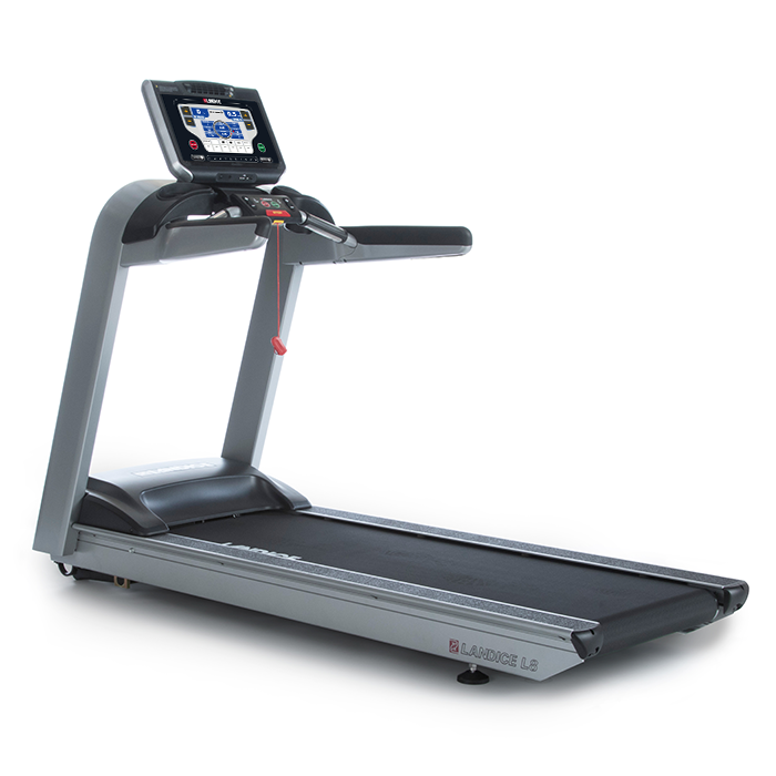 Landice L8 LTD Treadmill with Pro Sports Control Panel