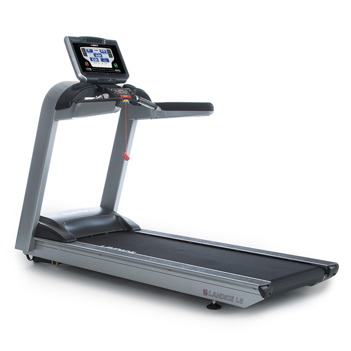 Landice L8 LTD Treadmill with Cardio Trainer Console