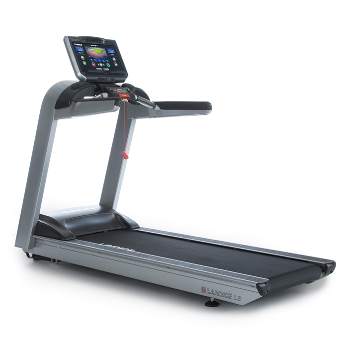 NEW Landice L8 LTD Treadmill with Executive Control Panel