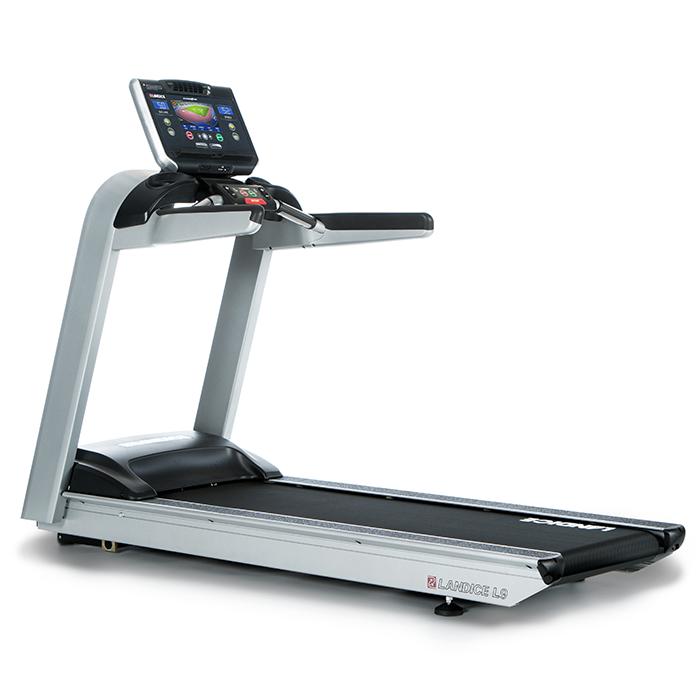Landice L9 Club Treadmill with Executive Control Panel