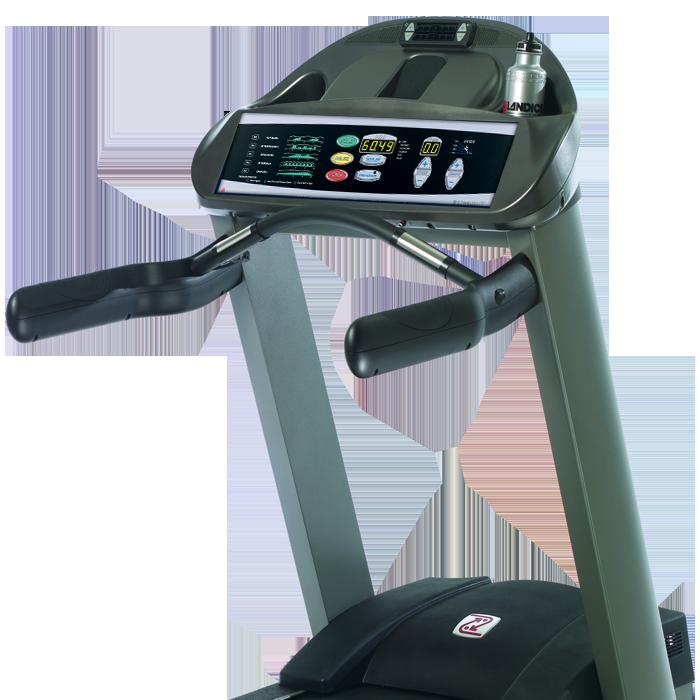 Landice L9 Club Treadmill with Pro Trainer Control Panel