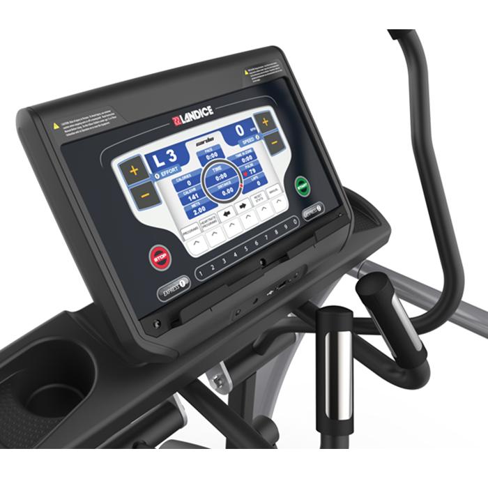 Landice E7 Elliptimill - Cardio Trainer Console