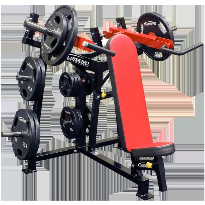 Legend LeverEDGE Unilateral Converging Shoulder Press