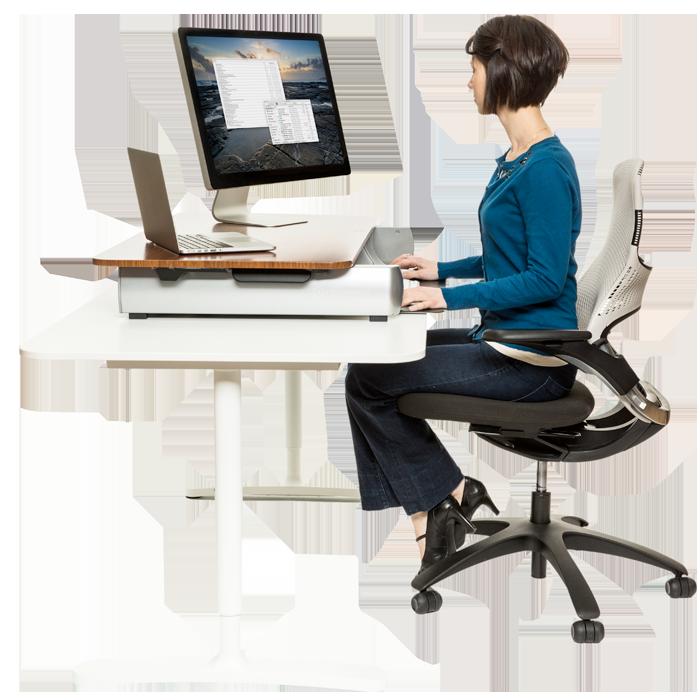 Life Fitness InMovement Elevate DeskTop DT2