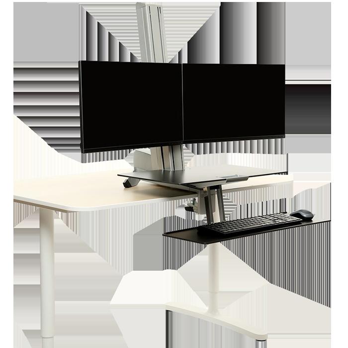 Life Fitness InMovement Elevate DeskTop DT3