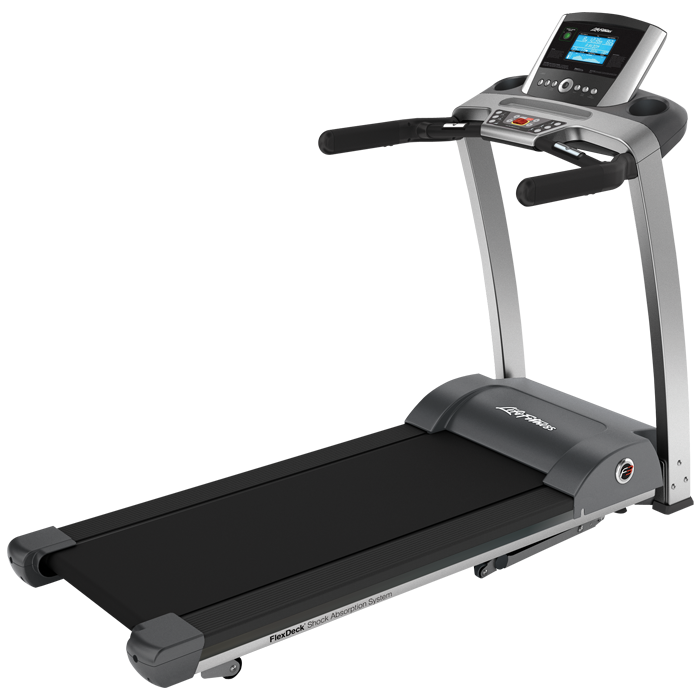 Life Fitness F3 Treadmill with Go Console