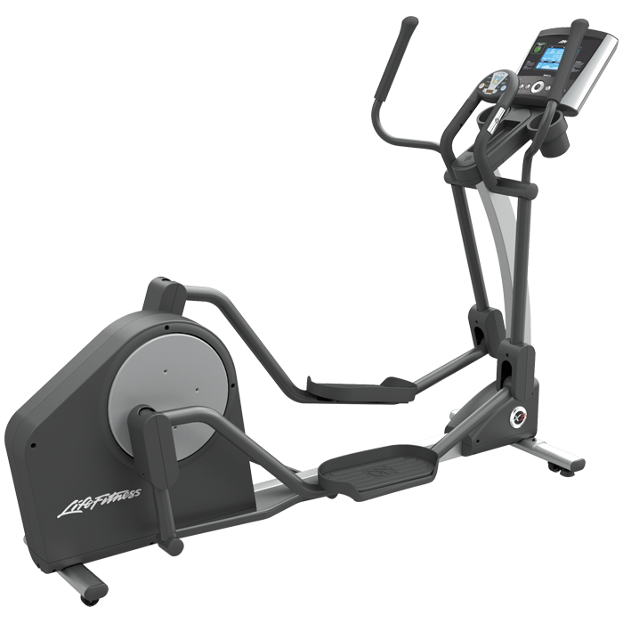 Life Fitness X3 Elliptical Cross-Trainer with Go Console - Floor Model