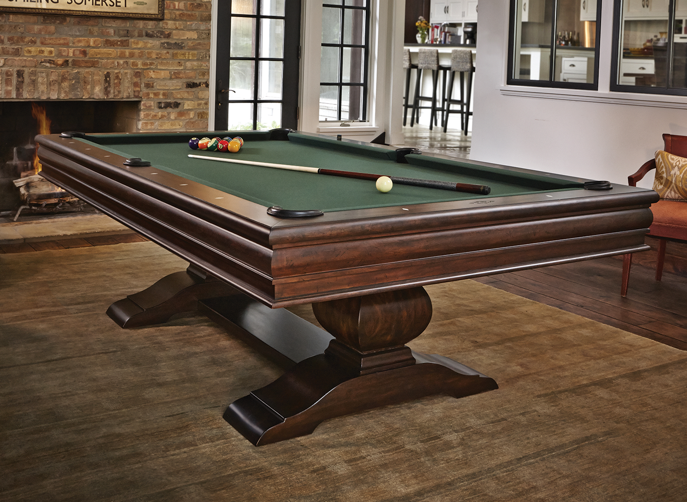 Brunswick Mackenzie 8' Pool Table