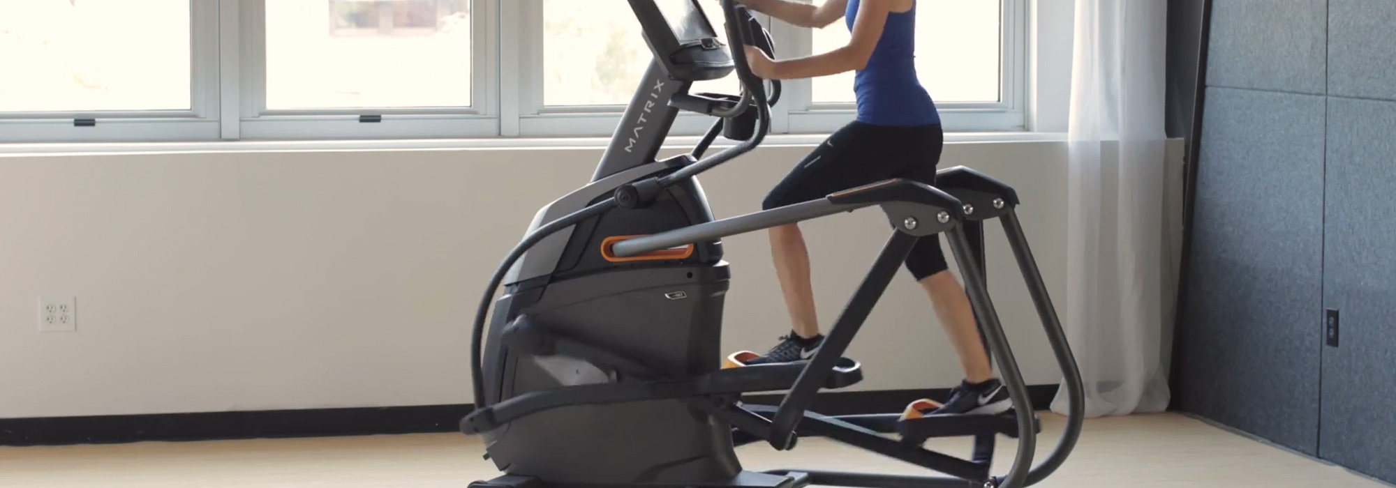 Matrix Ellipticals & Ascent Trainers