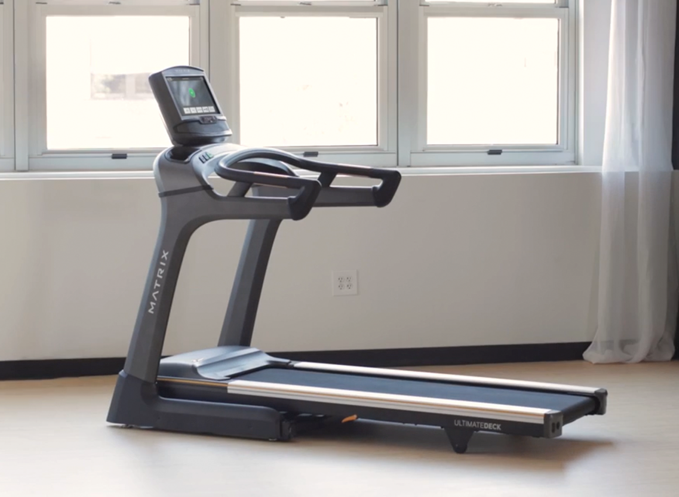 Matrix TF50 Treadmill with XER Console