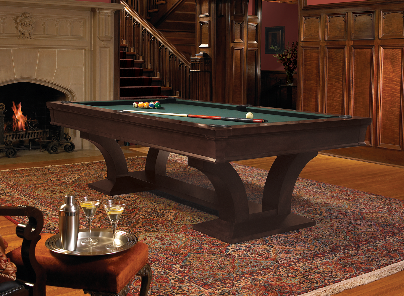 Brunswick Treviso 8' Pool Table