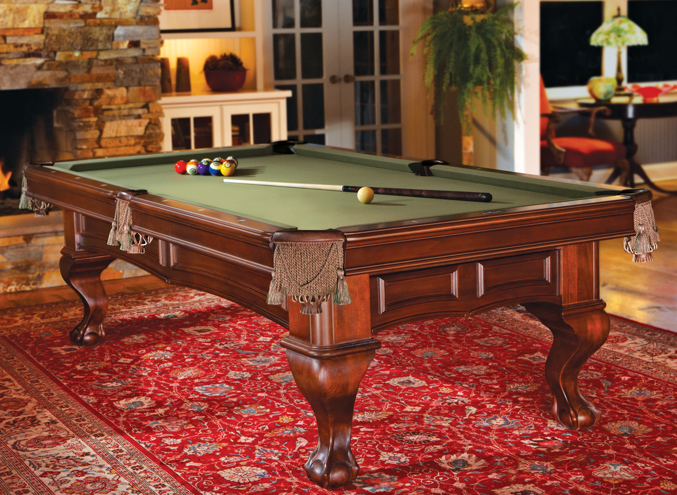 Brunswick Westcott 8' Pool Table