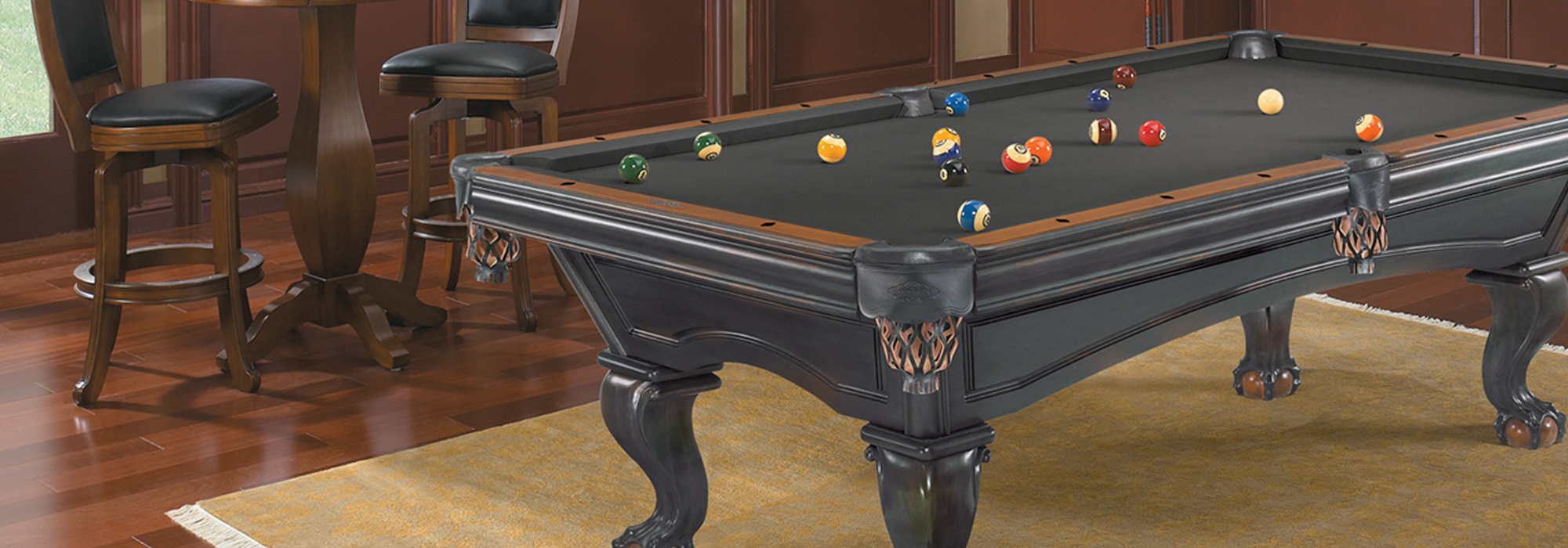 Brunswick 7 ft Pool Tables