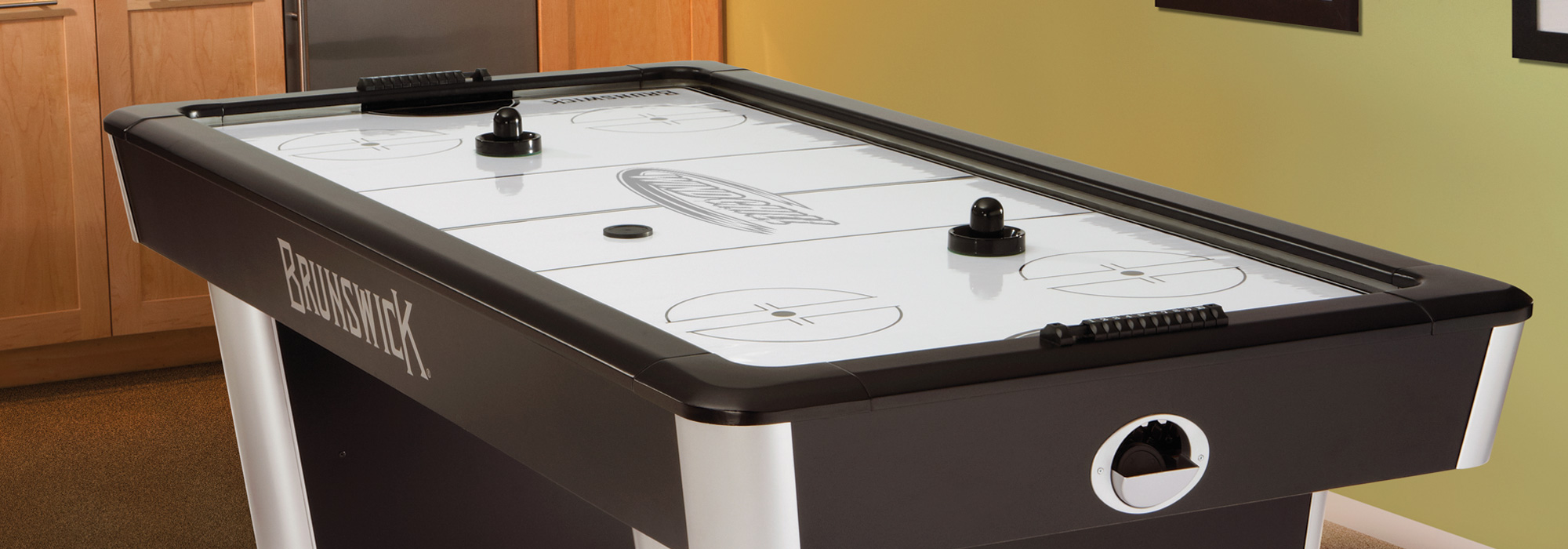 Brunswick Contender Air Hockey