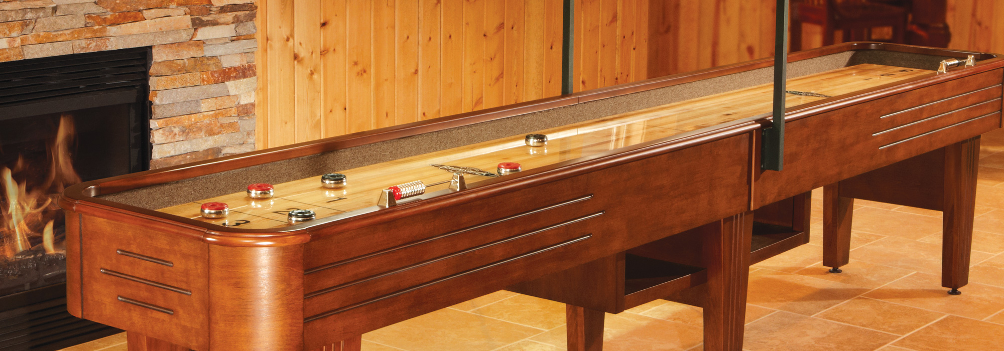 Brunswick 14 ft Shuffleboard Tables