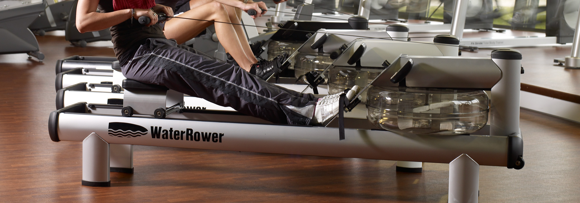WaterRower Commercial Rowers