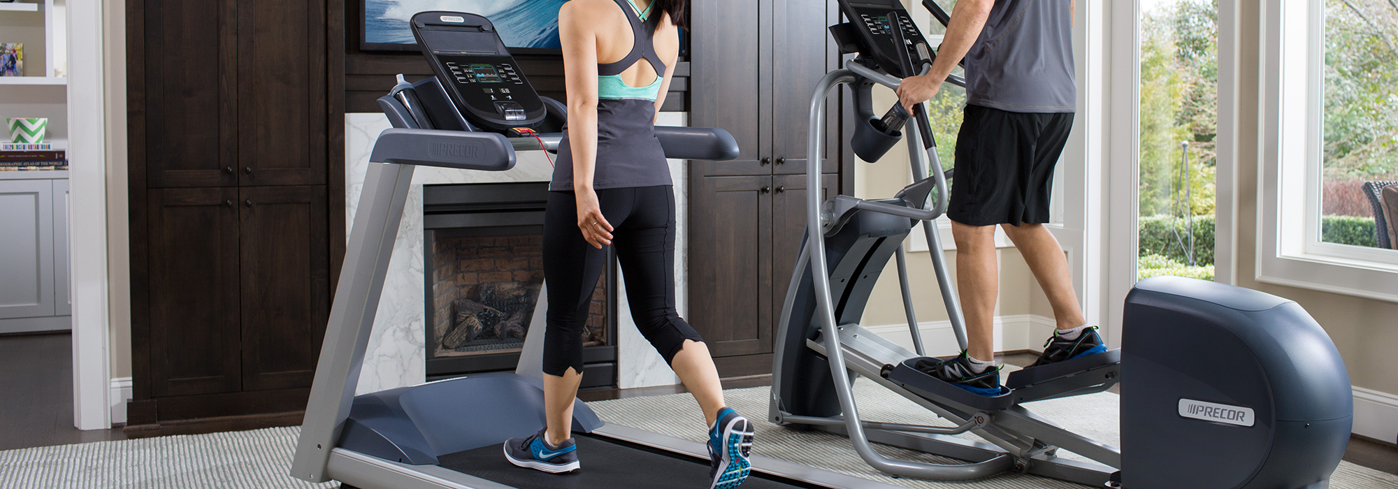 25% Off Precor Floor Models