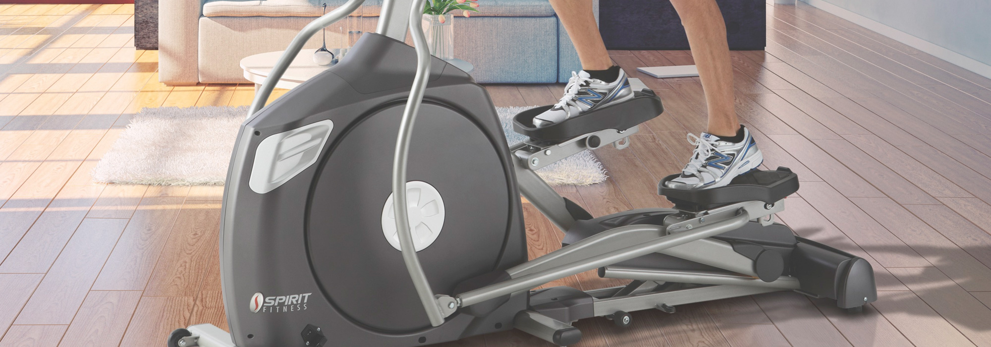 Spirit Fitness Ellipticals