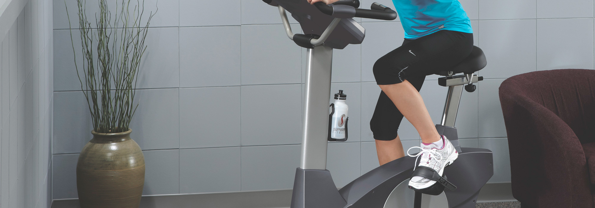 Spirit Fitness Upright Bikes