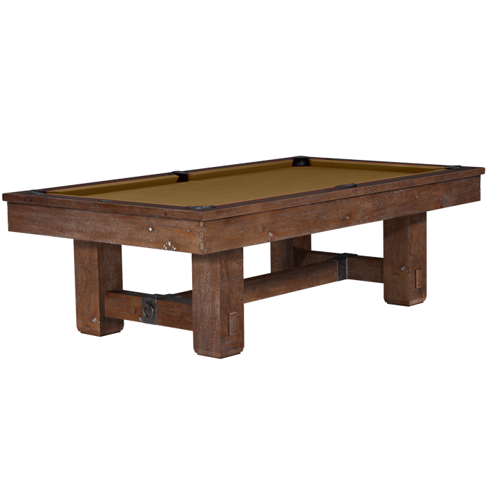 Brunswick Merrimack 8 Foot Pool Table