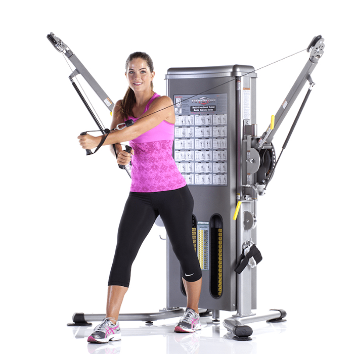 TuffStuff Evolution Dual Stack Functional Trainer