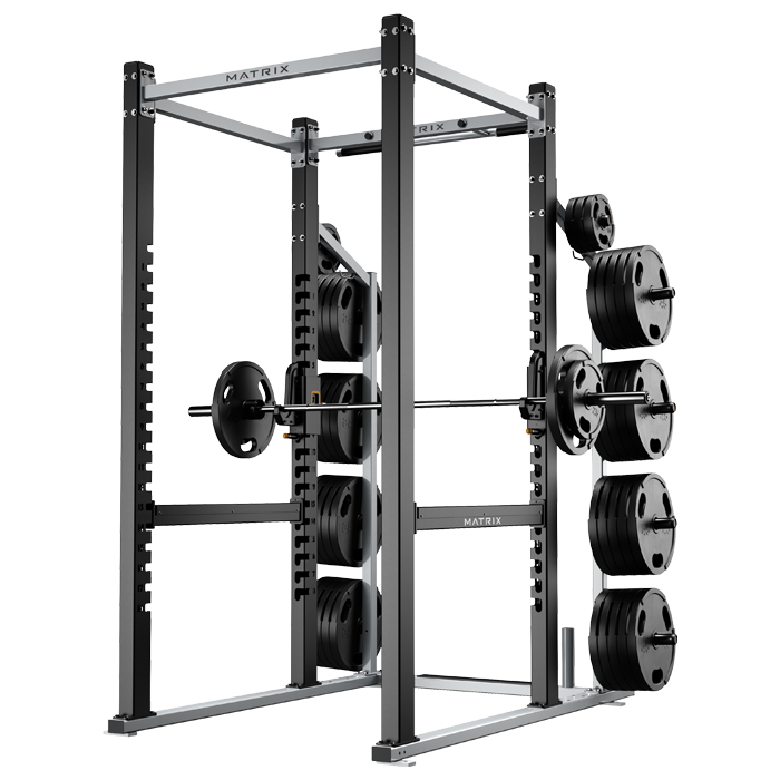 Matrix Magnum Power Rack 8'