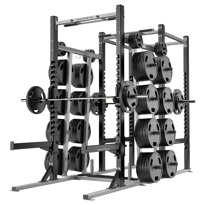 Matrix Magnum Combo Power / Half Rack
