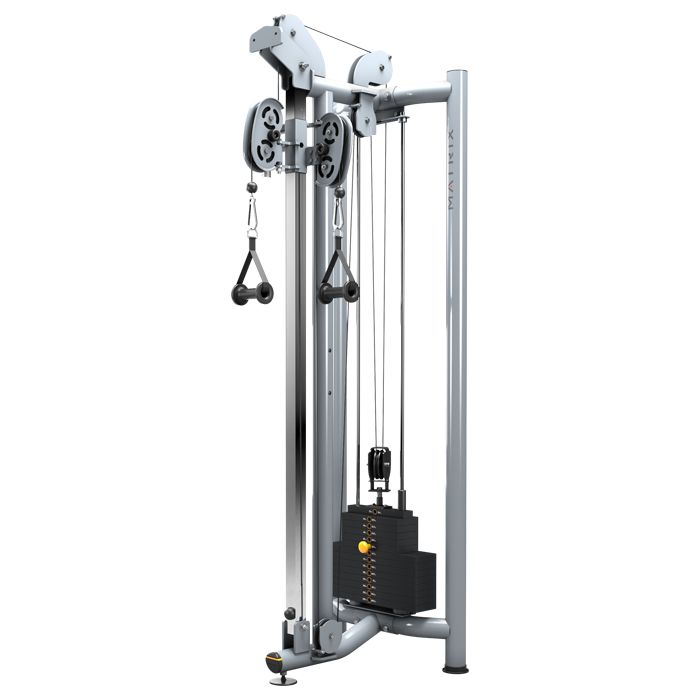 Matrix Magnum Free-standing Dual Adjustable Pulley