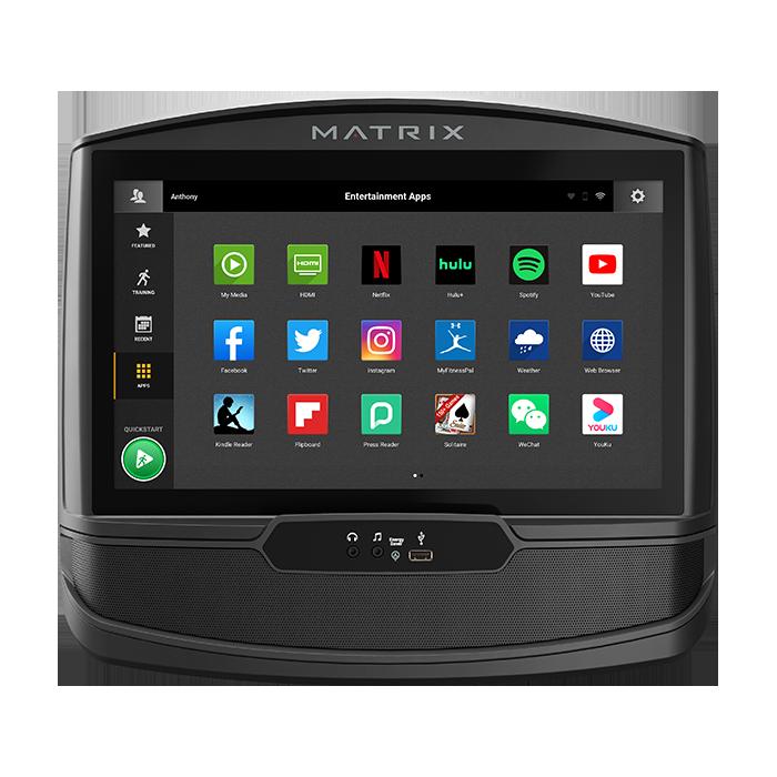 Matrix E30 Elliptical with XIR Console - 2021 Model