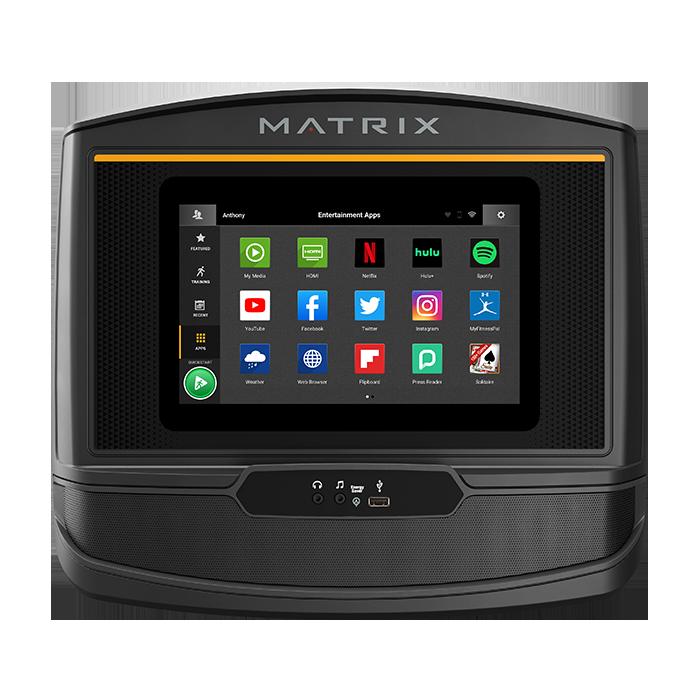 Matrix E50 Elliptical with XER Console - 2021 Model