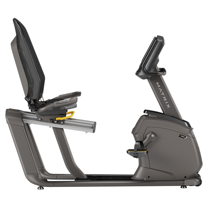 Matrix R50 Recumbent Bike with XR-02 Console