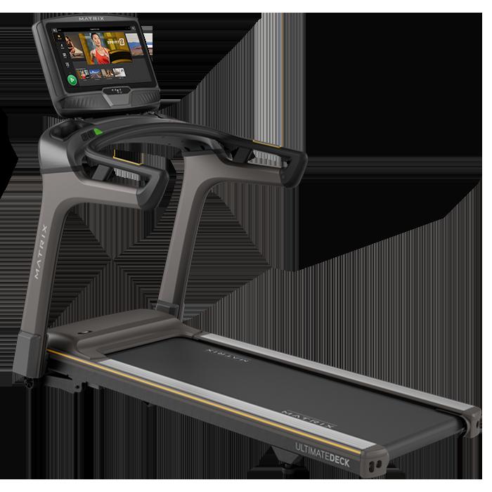Matrix T50 Treadmill with XUR Console - 2021 Model