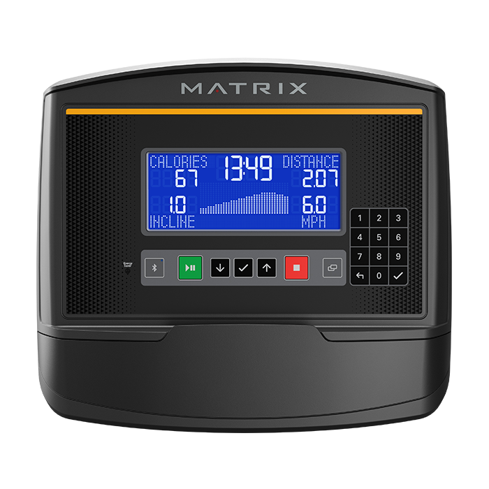 Matrix TF30 Folding Treadmill with XR Console - 2021 Model