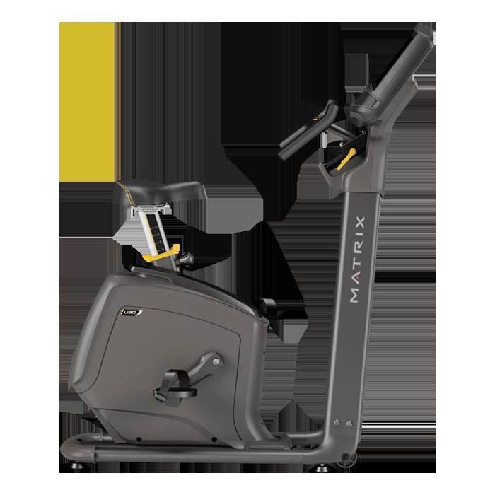 Matrix U30 Upright Bike with XIR Console - 2021 Model