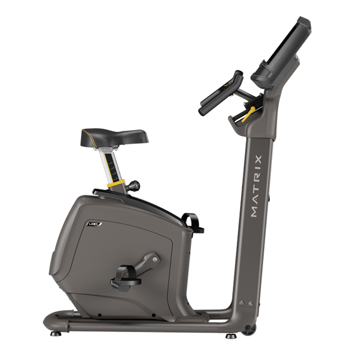 Matrix U30 Upright Bike with XR Console - 2021 Model