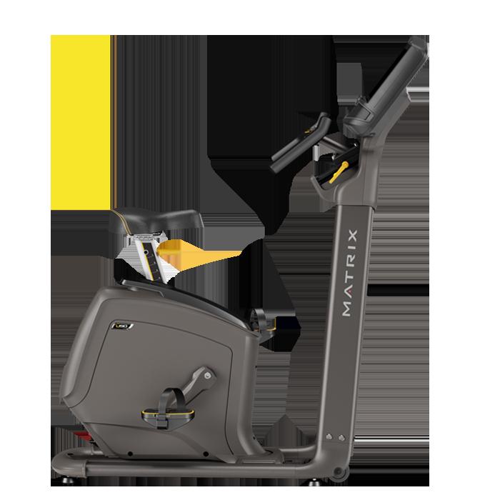 Matrix U50 Upright Bike with XER Console - 2021 Model