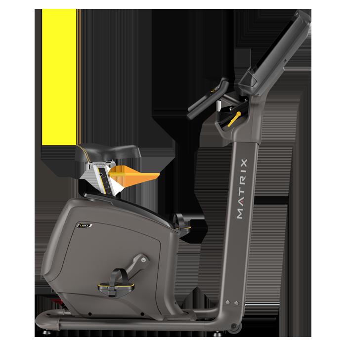 Matrix U50 Upright Bike with XUR Console - 2021 Model
