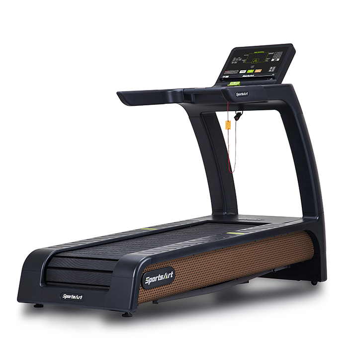 SportsArt N685 Verde Treadmill