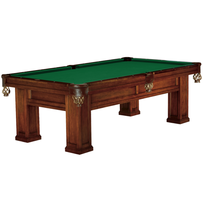 Brunswick Contender Oakland 8 ft Pool Table