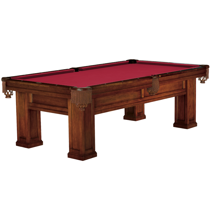 Brunswick Contender Oakland 8' Pool Table