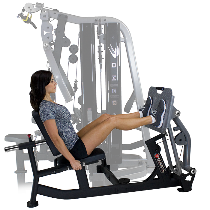 Batca Omega 2 Multi-Station Leg Press