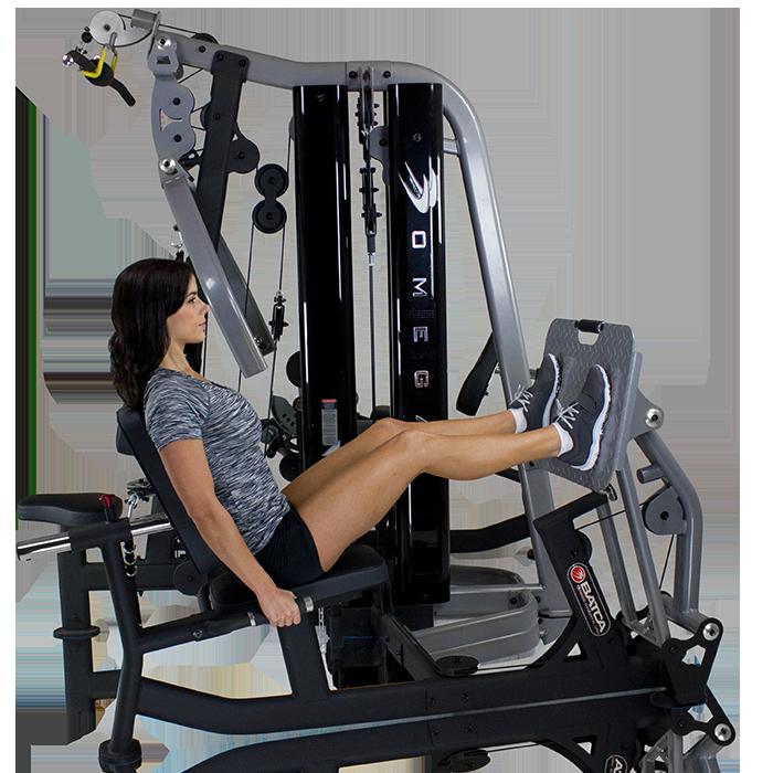 Batca Omega 2 Multi-Station Leg Press