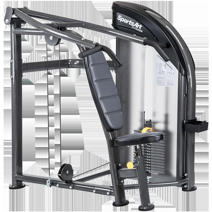 SportsArt Dependent Shoulder Press P717